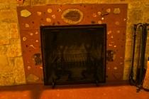 Thoma fireplace